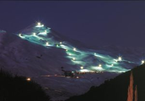 Coronet Peak Skifield