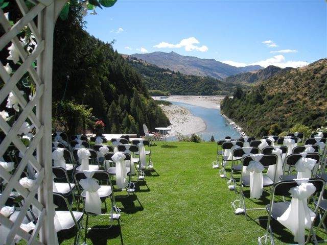 Trelawn Place is perfect as a small Queenstown wedding venue